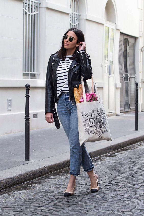 6 Parisian Styles French Women Always Follow 17