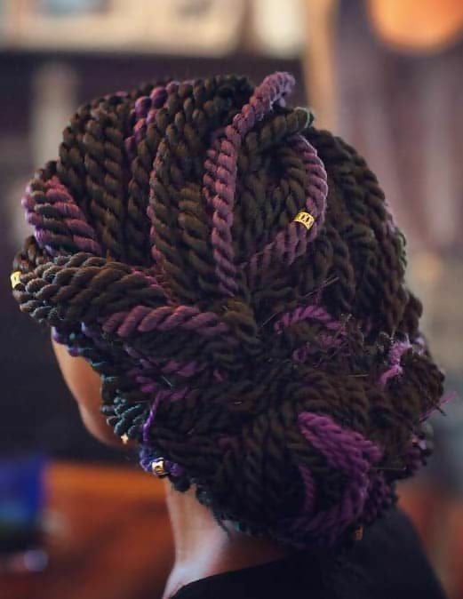 30 Fashion Kinky Twist Hairstyle Ideas for Fall 2019 23