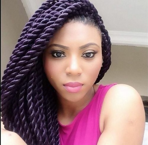30 Fashion Kinky Twist Hairstyle Ideas for Fall 2019 30