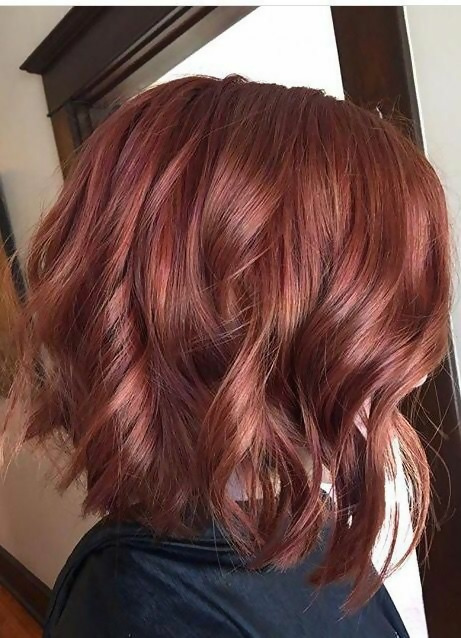 30 Delicious Rose Gold Hair Color Ideas For The All Season 2