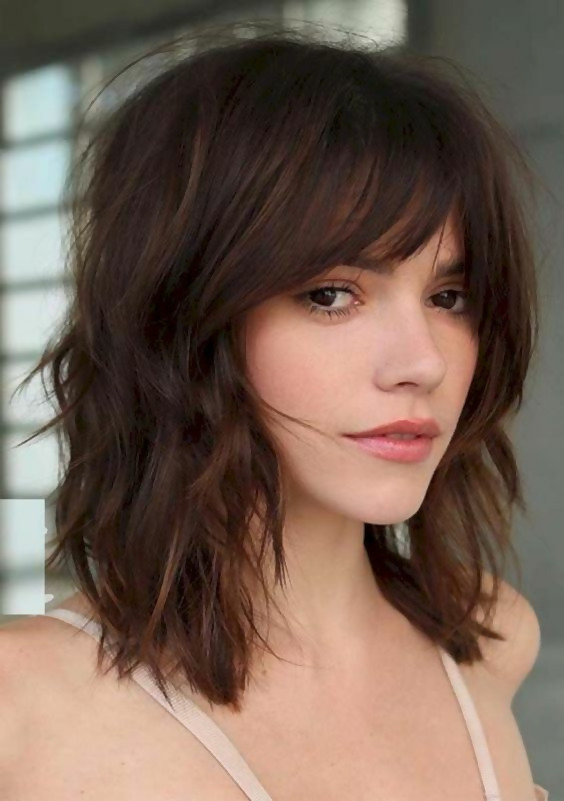 30 Amazing Looks For Short Hair With Bangs 3