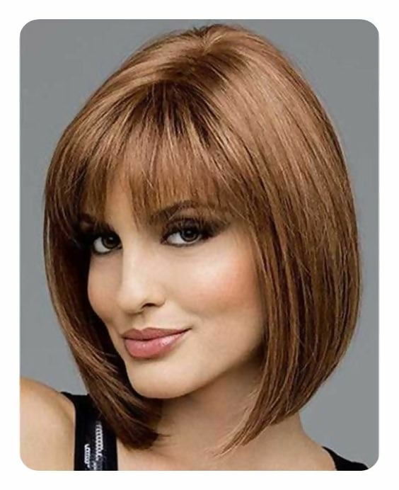 30 Amazing Looks For Short Hair With Bangs 4