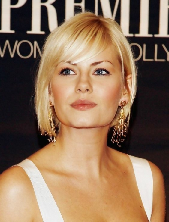 30 Amazing Looks For Short Hair With Bangs 5