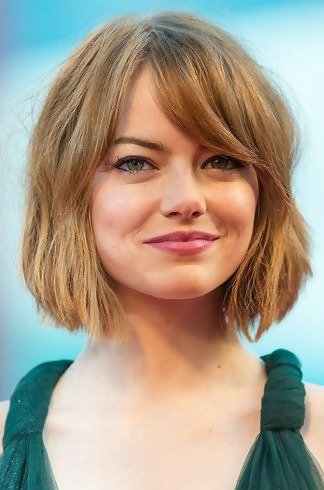 30 Amazing Looks For Short Hair With Bangs 11