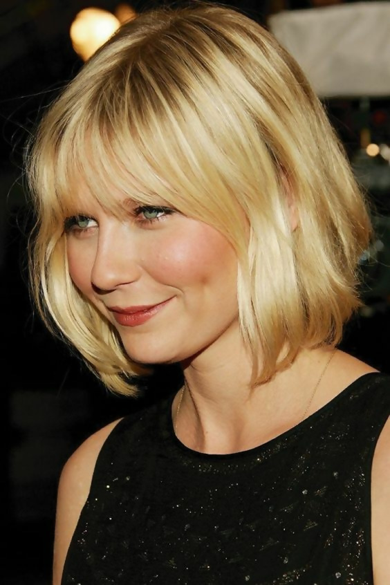 30 Amazing Looks For Short Hair With Bangs 13
