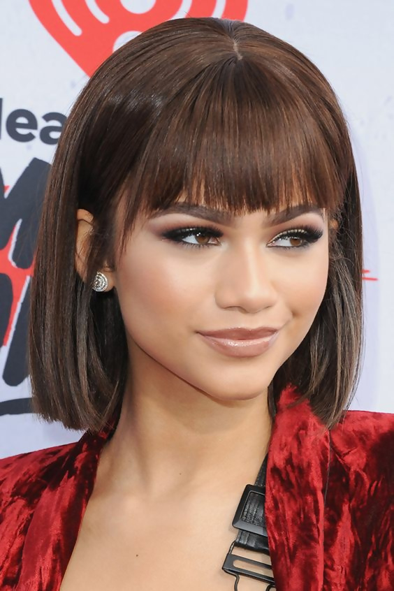 30 Amazing Looks For Short Hair With Bangs 14