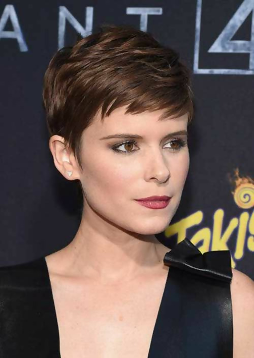30 Amazing Looks For Short Hair With Bangs 15