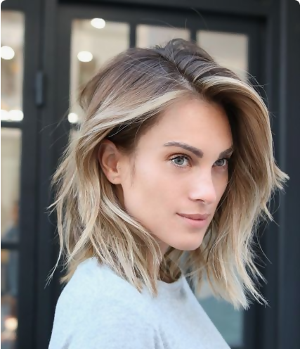 30 Amazing Looks For Short Hair With Bangs 22