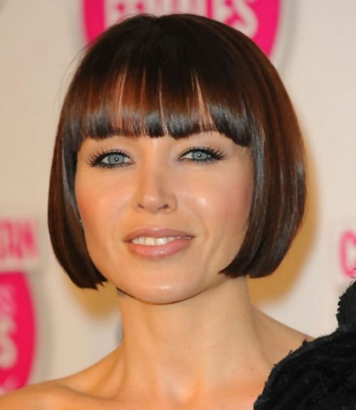 30 Amazing Looks For Short Hair With Bangs 27