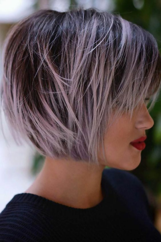 Top 30 Trendy Short Hairstyles for Fine Hair