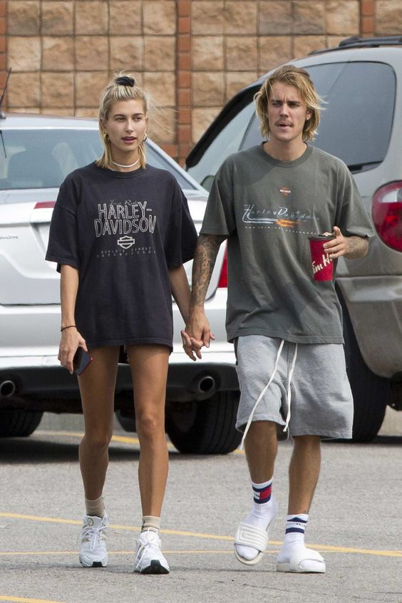 28 Hailey Baldwin's Tomboy Style Outfit Ideas to Copy 29