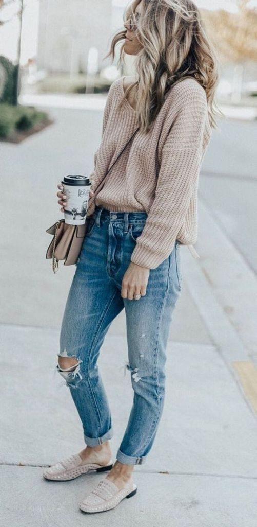 35 Trendy Fall Outfits You Need to Try in 2019 3