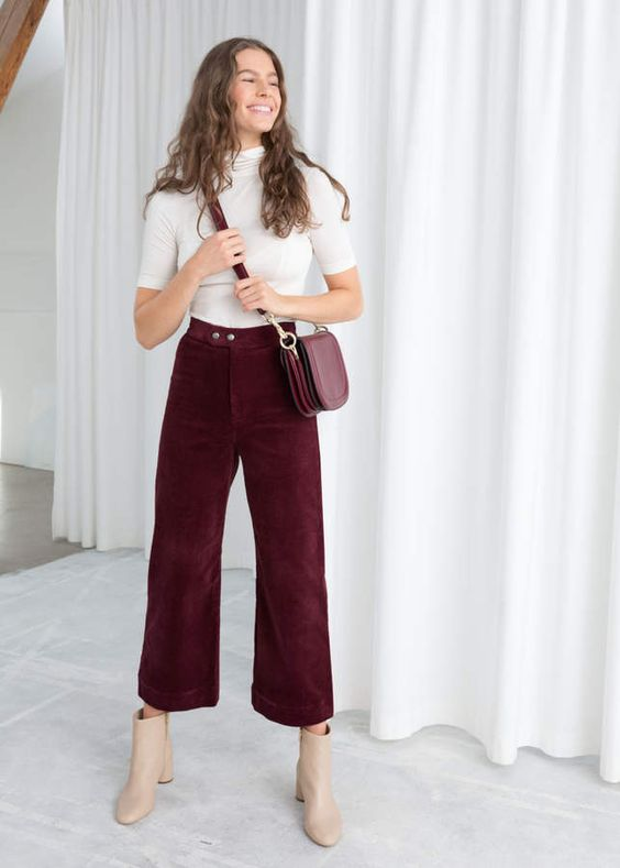 35 Trendy Fall Outfits You Need to Try in 2019 6