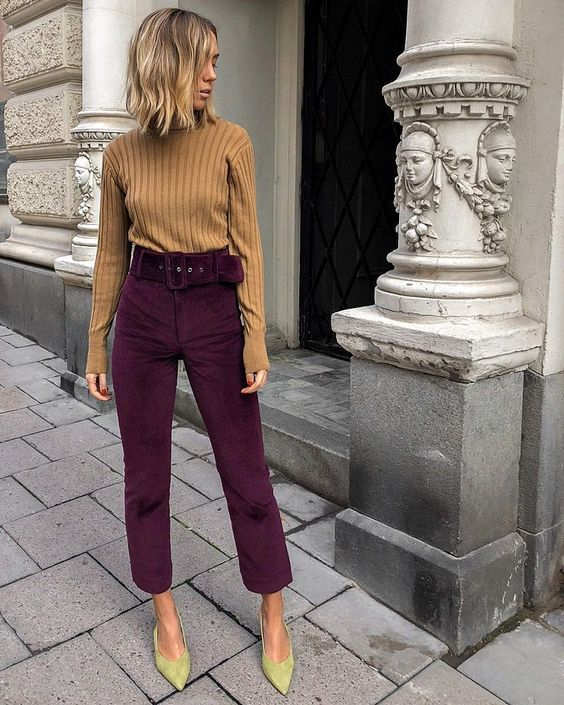 35 Trendy Fall Outfits You Need to Try in 2019 7