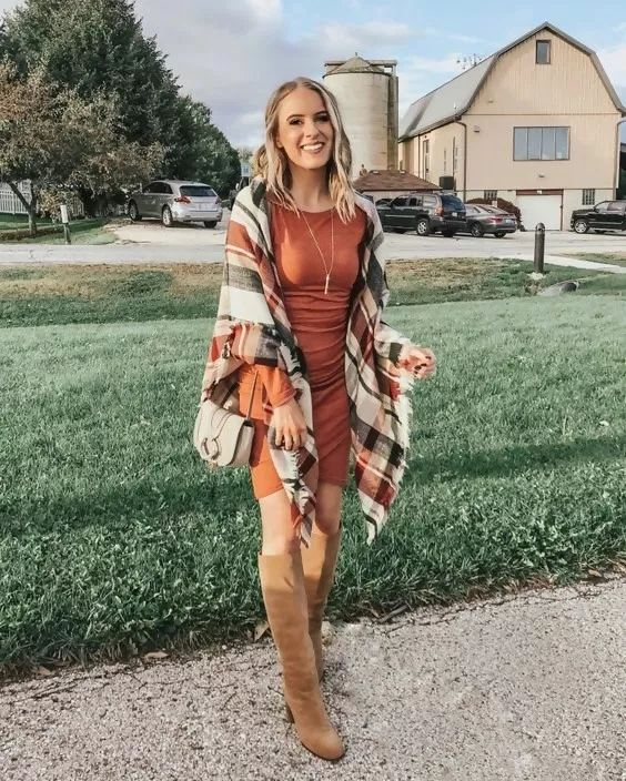 35 Trendy Fall Outfits You Need to Try in 2019 13