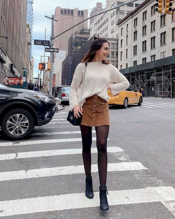 35 Trendy Fall Outfits You Need to Try in 2019 16