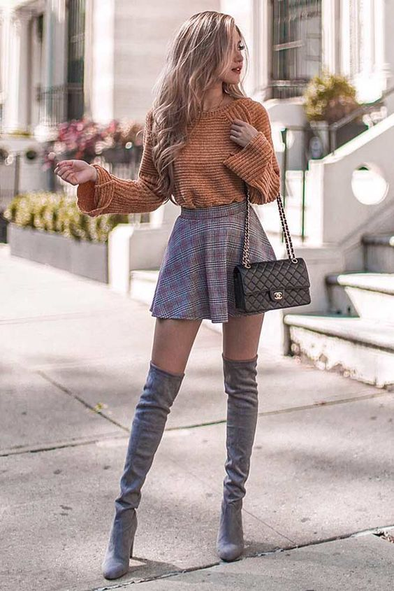 35 Trendy Fall Outfits You Need to Try in 2019 18