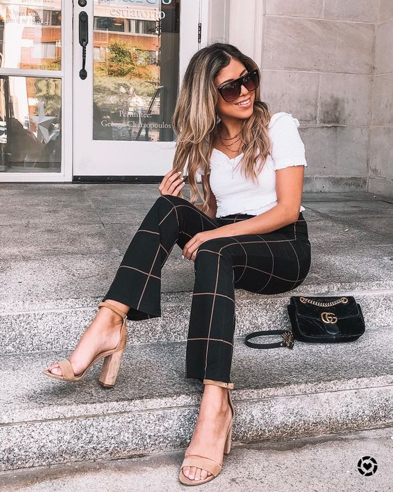 35 Trendy Fall Outfits You Need to Try in 2019 30