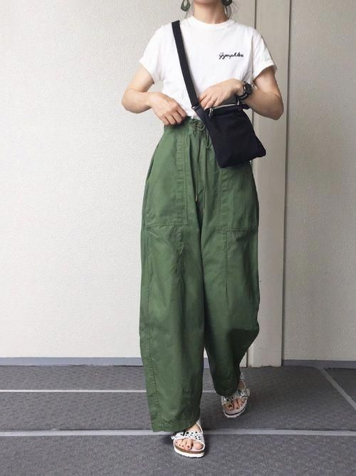 What to Wear With Green Pants: 32 Modern Outfit Ideas 18