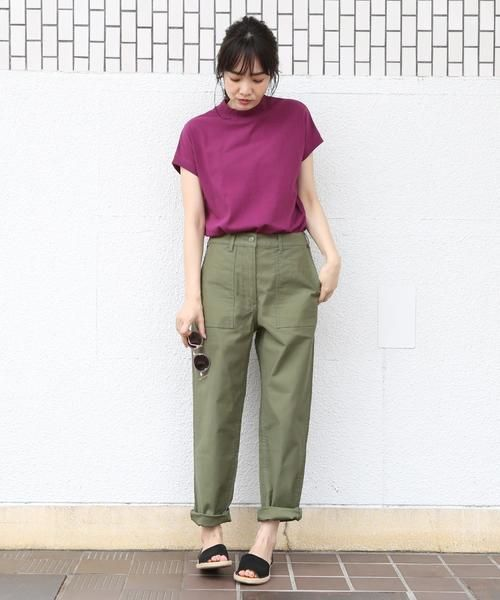 What to Wear With Green Pants: 32 Modern Outfit Ideas 19