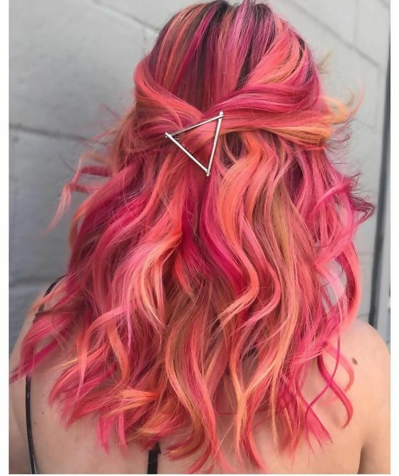 30 Picture-Perfect Styles For Pastel Pink Hair 1