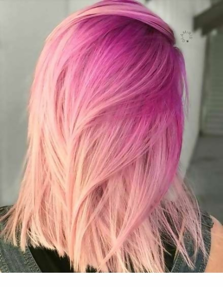 30 Picture-Perfect Styles For Pastel Pink Hair 2