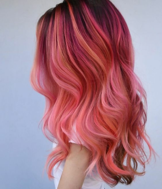 30 Picture-Perfect Styles For Pastel Pink Hair 5