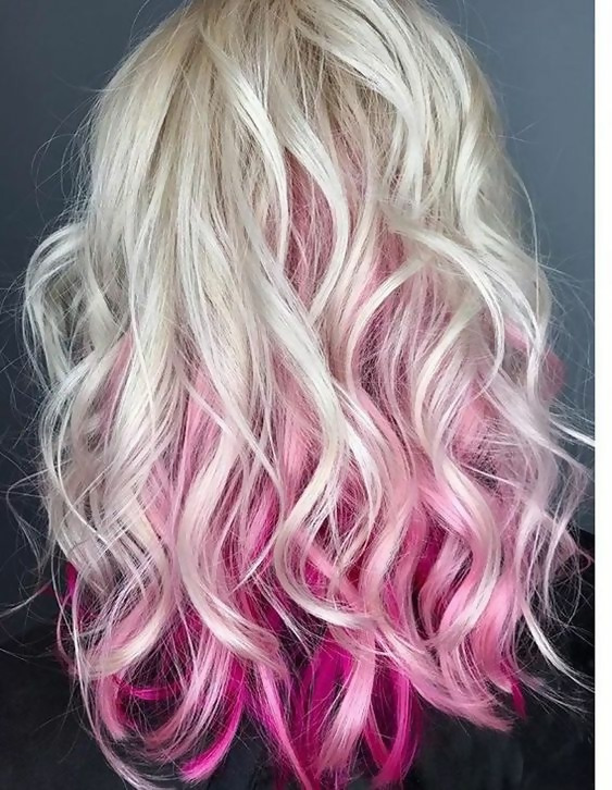 30 Picture-Perfect Styles For Pastel Pink Hair 9