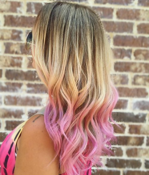 30 Picture-Perfect Styles For Pastel Pink Hair 14