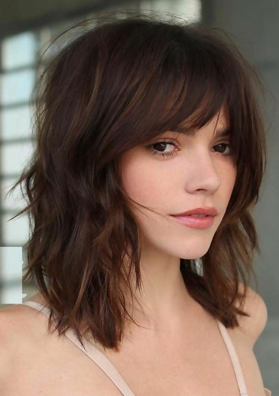 30 Adorable Shag Hairstyles To Inspire Your Stylish 3