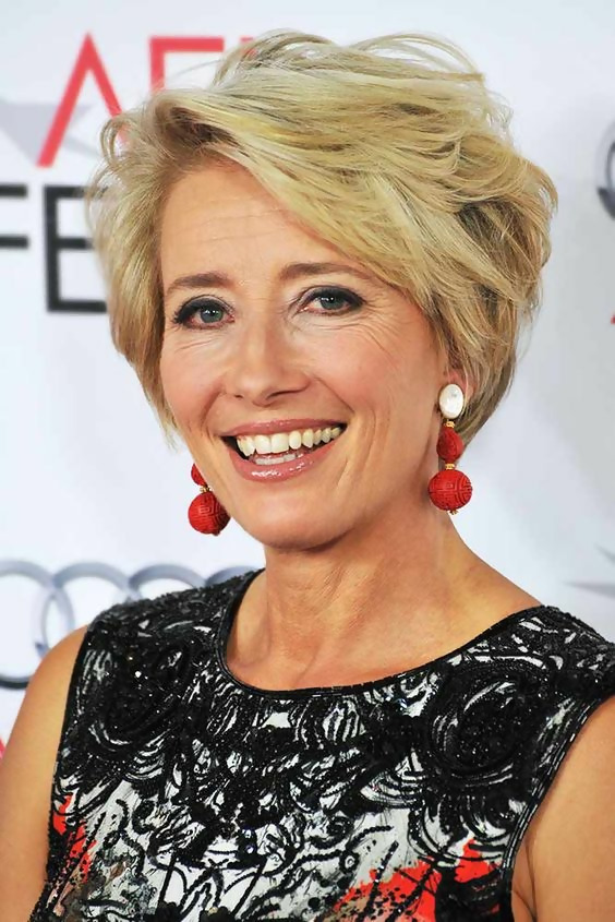 30 Stylish Short Haircuts for Women Over 50 3