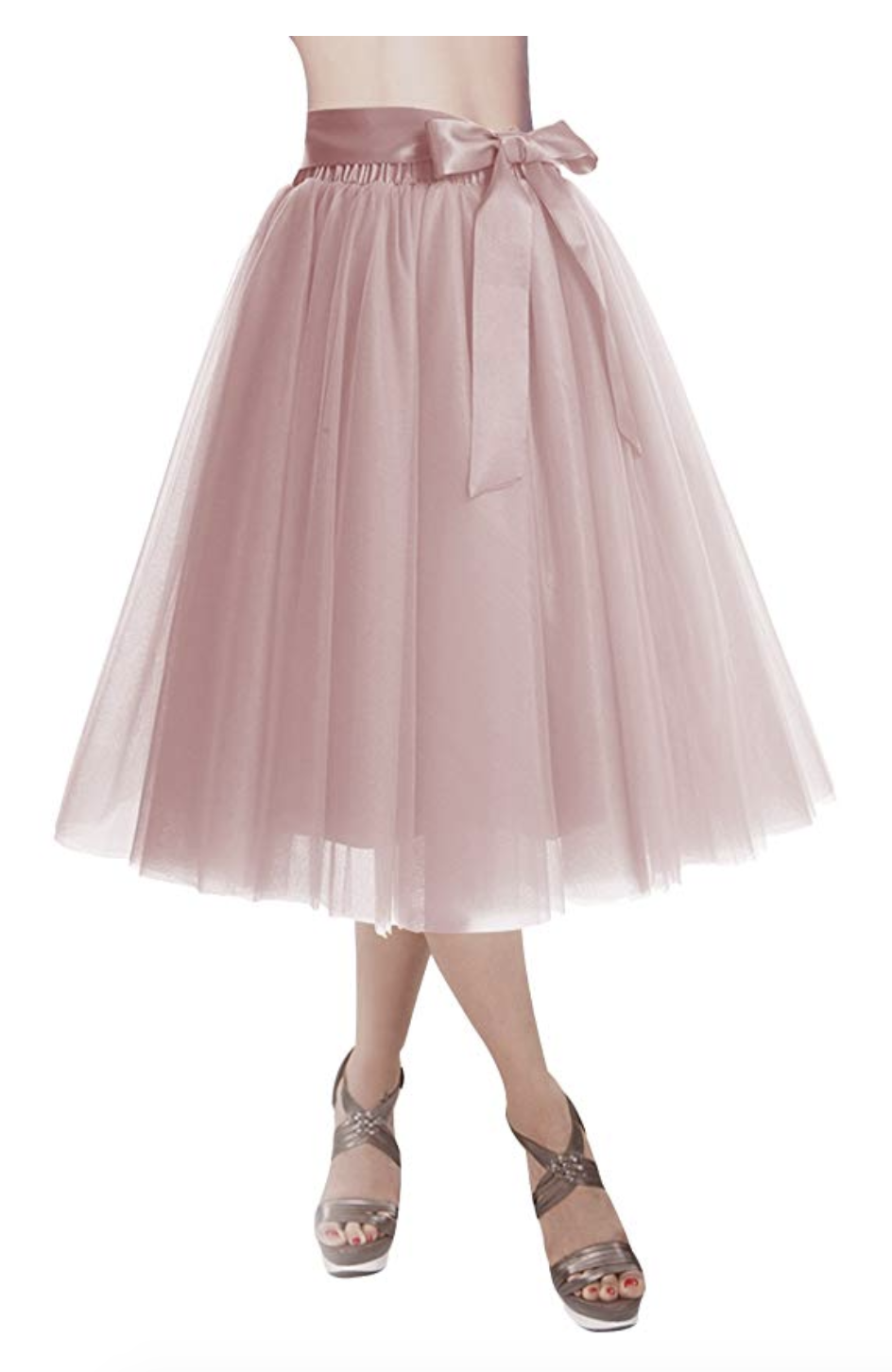 6 Best Tips and Ideas on How to Wear Tulle Skirt Outfits 18