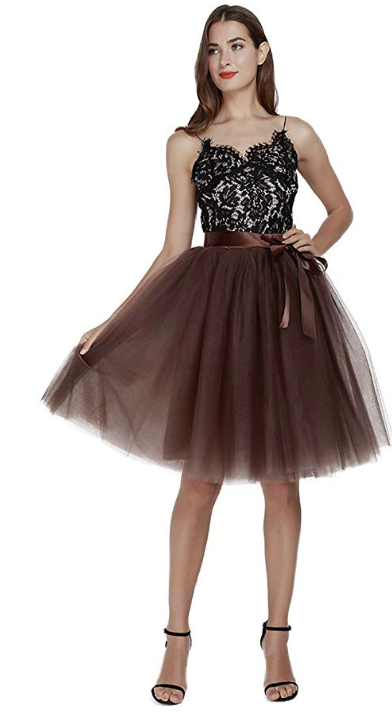 6 Best Tips and Ideas on How to Wear Tulle Skirt Outfits 20