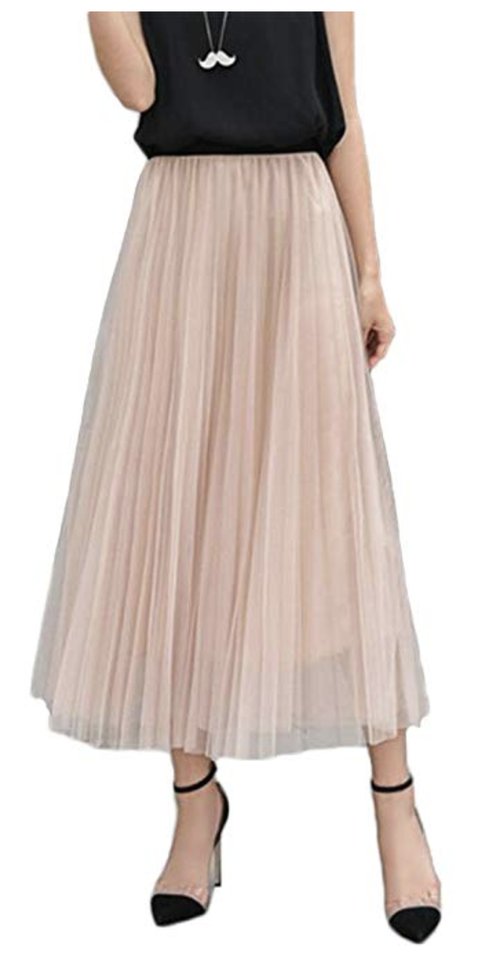 6 Best Tips and Ideas on How to Wear Tulle Skirt Outfits 21