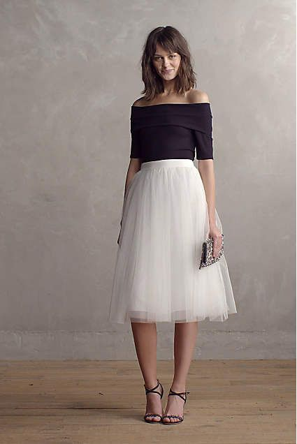 6 Best Tips and Ideas on How to Wear Tulle Skirt Outfits 6