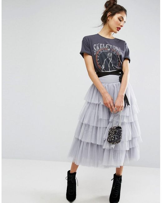 6 Best Tips and Ideas on How to Wear Tulle Skirt Outfits 10
