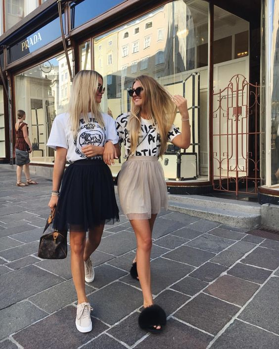6 Best Tips and Ideas on How to Wear Tulle Skirt Outfits 11