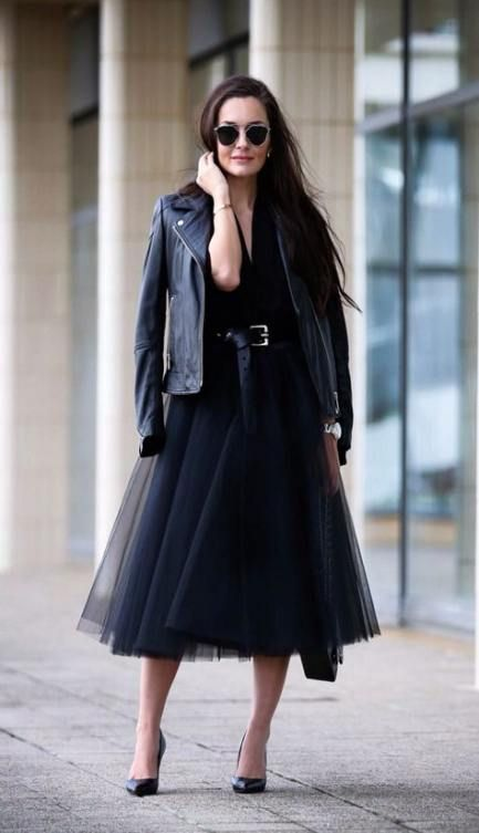 6 Best Tips and Ideas on How to Wear Tulle Skirt Outfits 15