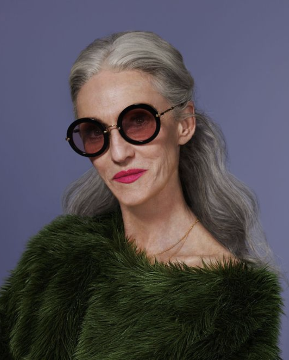 9 Best Fashion Inspiration for Women Over 60 Taught by Style Icons 1