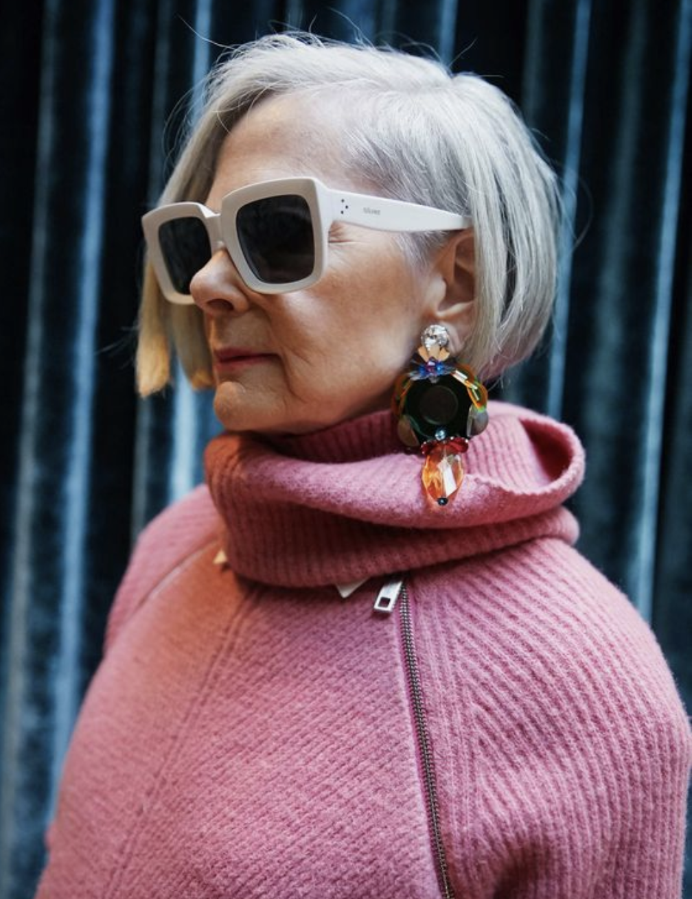 9 Best Fashion Inspiration for Women Over 60 Taught by Style Icons 9