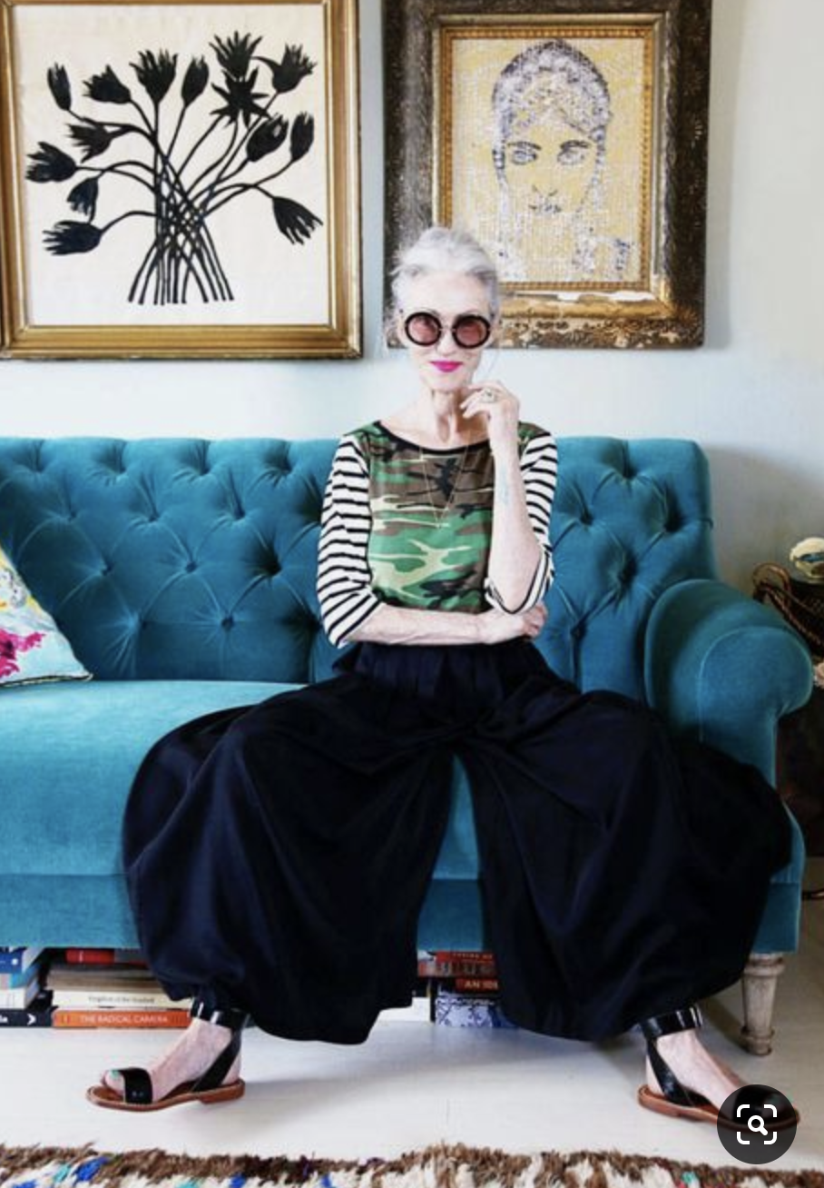 9 Best Fashion Inspiration for Women Over 60 Taught by Style Icons 22