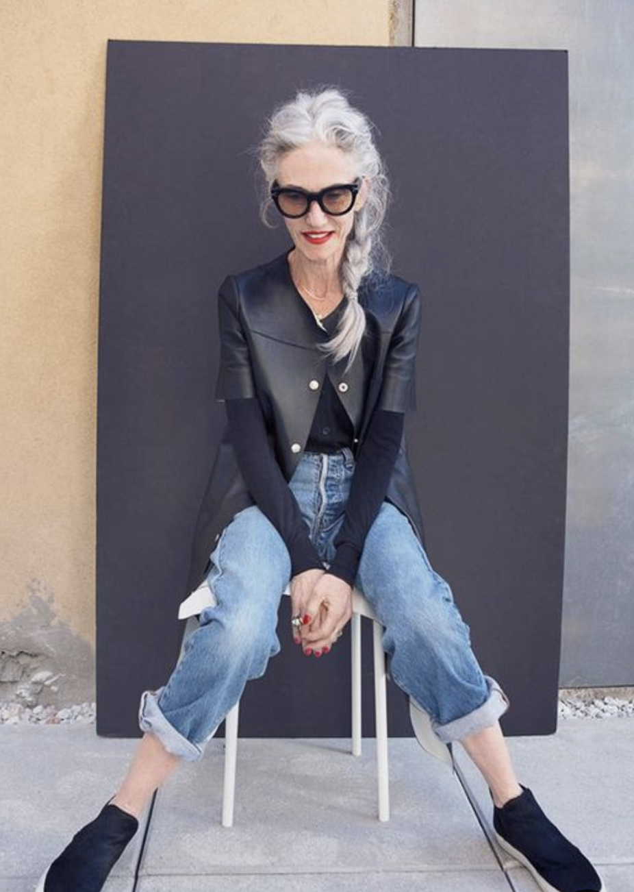 9 Best Fashion Inspiration for Women Over 60 Taught by Style Icons 26