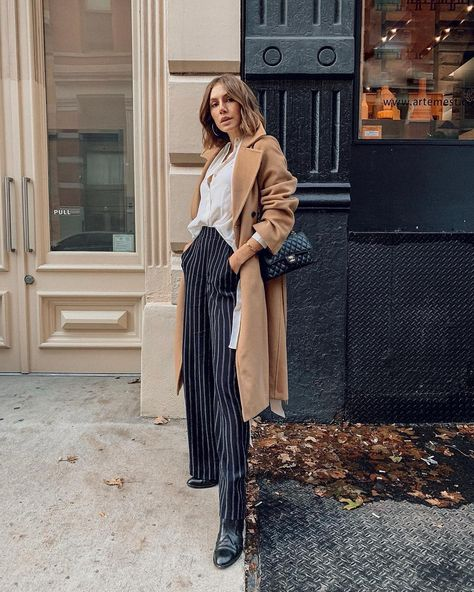 9 Chic Outfits To Wear In 50 Degrees Weather 13