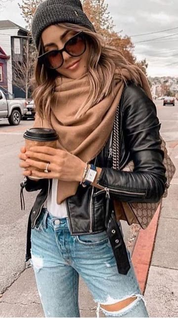 9 Chic Outfits To Wear In 50 Degrees Weather 22