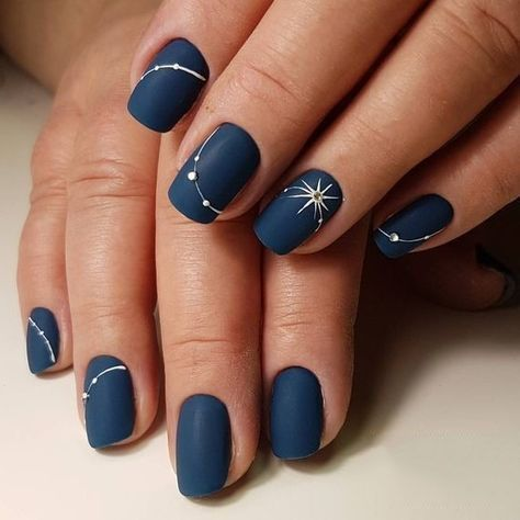 30 Breathtaking Gel Nail Designs to Elevate your Style 13