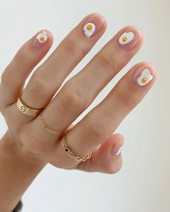30 Breathtaking Gel Nail Designs to Elevate your Style 16