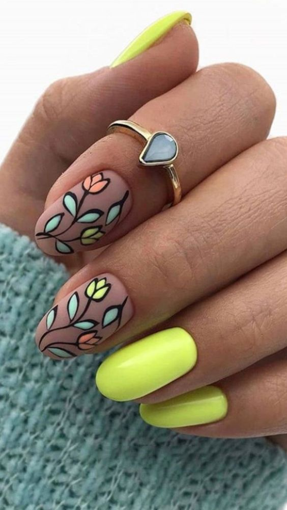 30 Breathtaking Gel Nail Designs to Elevate your Style 29