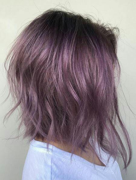 30 Gorgeous Purple Ombre Hair Color Ideas 6