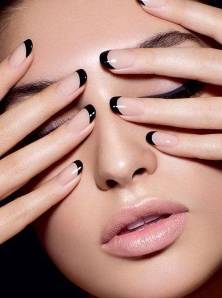 30 Unique Ideas on How to Bump Up French Tip Nails 4