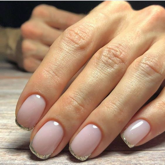 30 Unique Ideas on How to Bump Up French Tip Nails 15